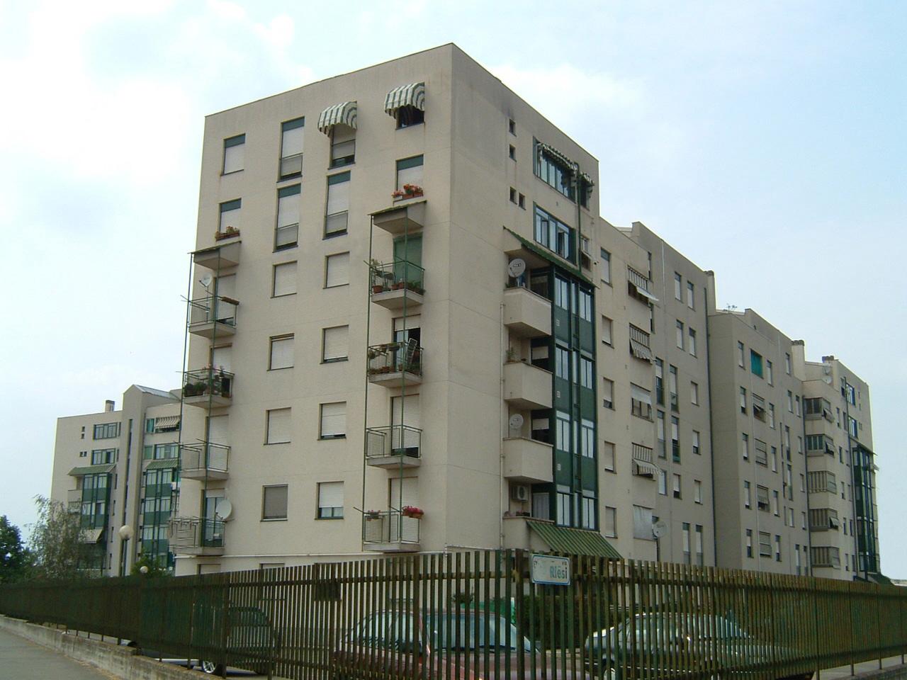 Studio d 39 a arch d 39 angelo edifici residenziali a for Progettazione di edifici residenziali